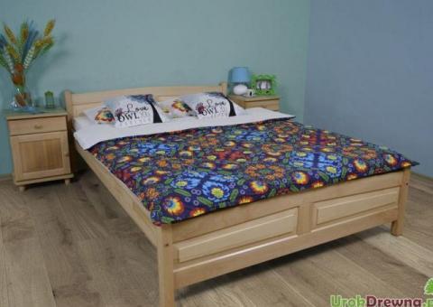 Producent łóżek drewnianych, łóżka do sypialni